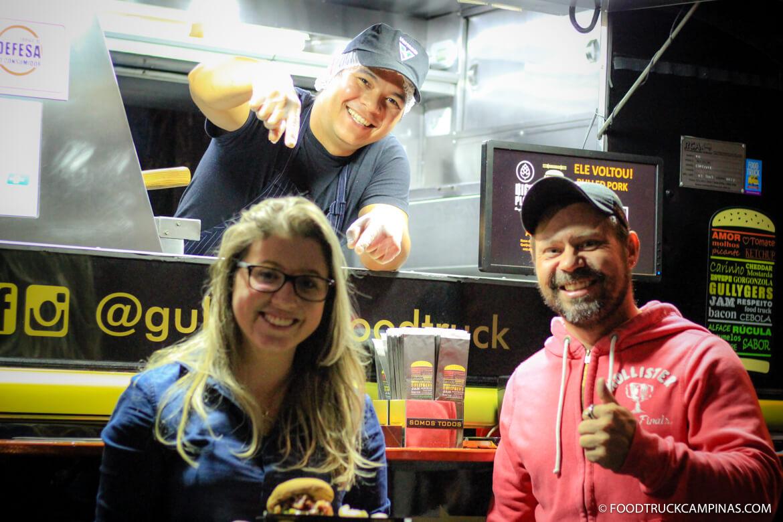 Promoção Guia Food Truck Campinas