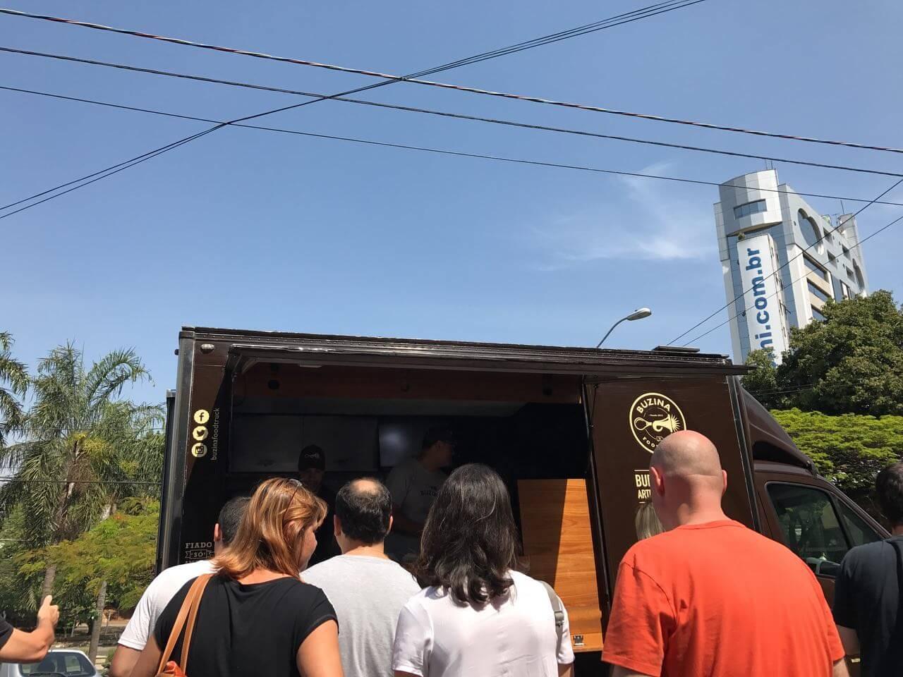 Buzina Food Truck - Food Truck Campinas